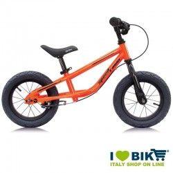 Bici senza pedali Speed Racer arancio Fluo