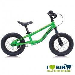 Bici senza pedali Speed Racer Verde Fluo