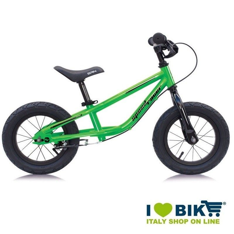 Bike without pedals Speed Racer green Fluo BRN - 1