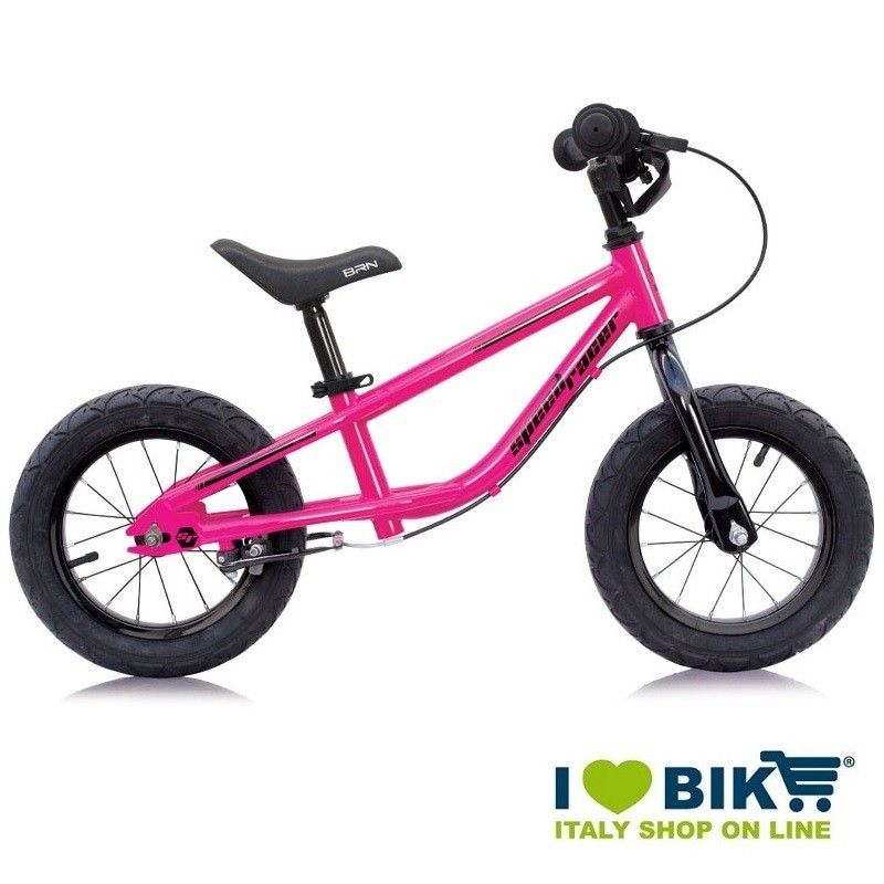 Bike without pedals Speed Racer Fuxia Fluo BRN - 1