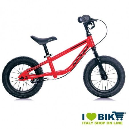 Bici senza pedali Speed Racer Rossa