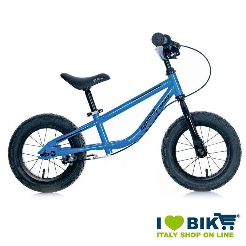 Bike without pedals Speed Racer Blue BRN - 1