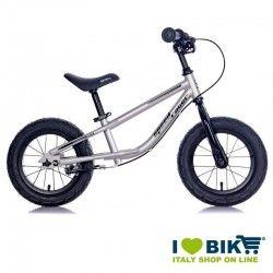 Bici senza pedali Speed Racer Silver