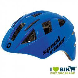 Helmet Speed Racer Blue