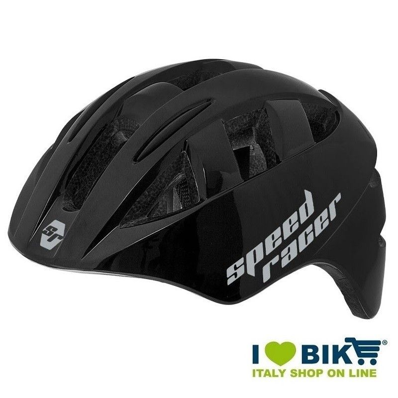 Casco Speed Racer Nero bike store