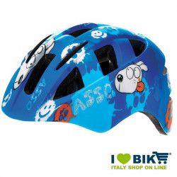 Casco per bicicletta BRN Bimbo Baby Asso blu vendita online
