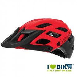 Helmet BRN MTB / Enduro X-Ranger red