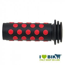 Coppia Manopole BRN Bimbo Smile rosse bike shop