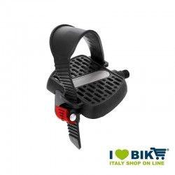Coppia pedali Cyclette con Cricchetto su sfere online shop