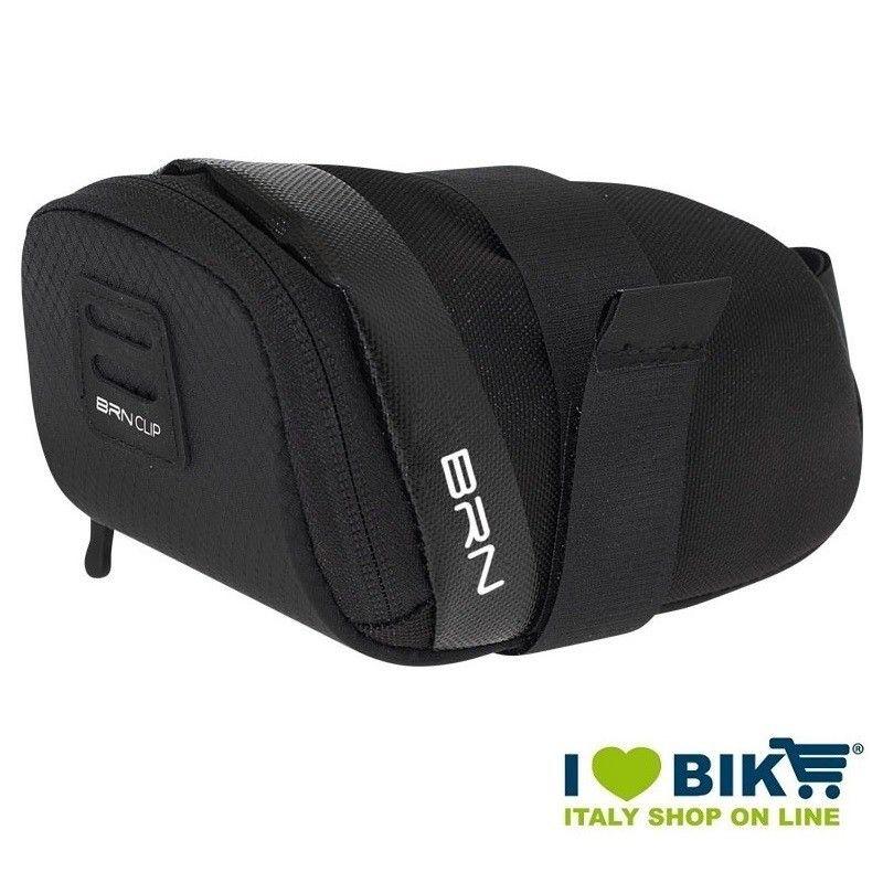 MEDIUM underseat BRN Clipper Handbag  - 1