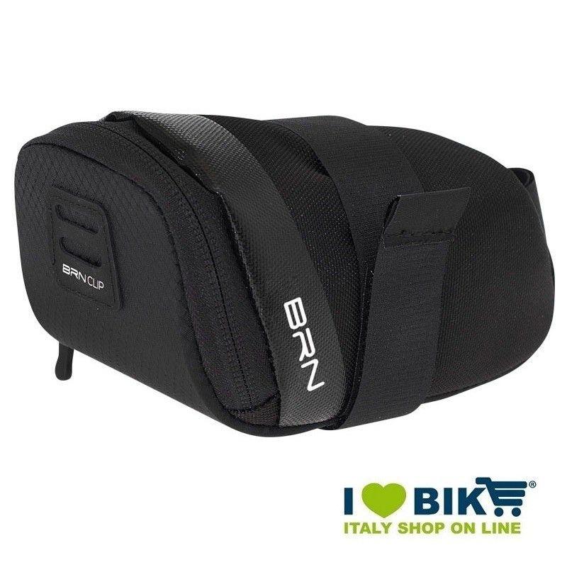 LARGE underseat BRN Clipper Handbag BRN - 1