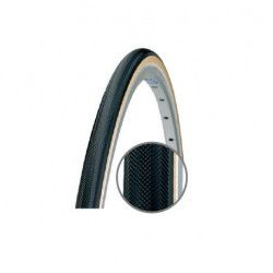 Tubular Vittoria Junior 22? section 21 mm black / para
