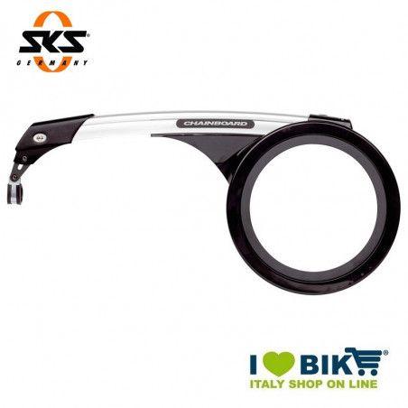 CAR25S vendita on line accessori bici carter in ferro plastica accessori biciclette ciclismo