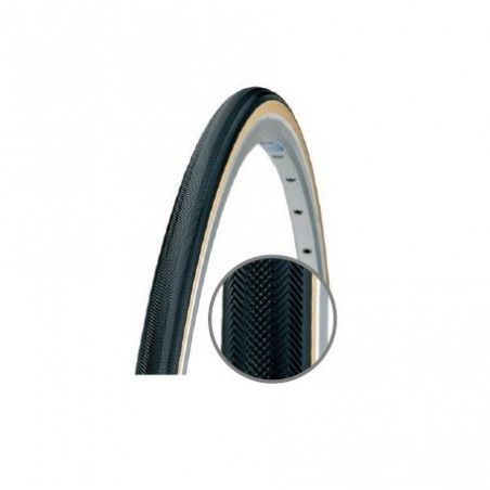 Tubular Vittoria Junior 20? section 21 mm black / para