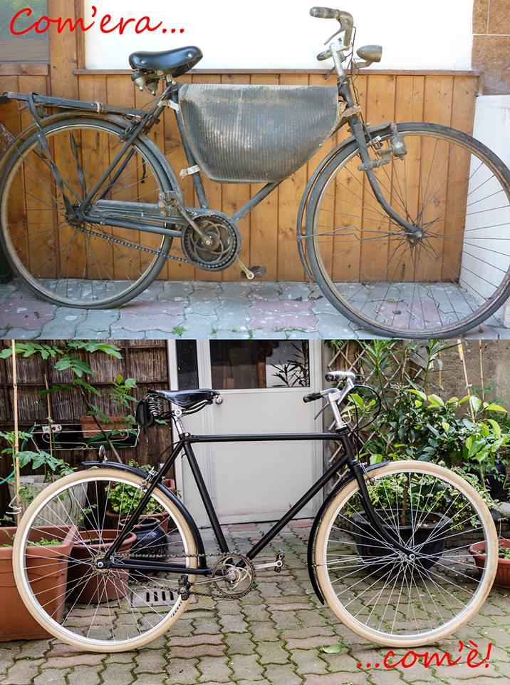 Bici Vintage Come Trasfomare Una Veccha Bici