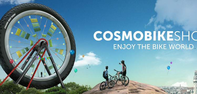 cosmo bike show