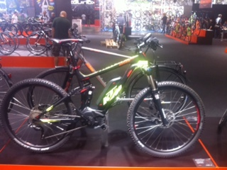 bici elettriche MTB