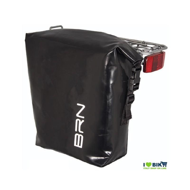 mono borsa posteriore per bici impermeabile